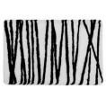 Dywanik łazienkowy 60x90 cm Sealskin KABANA 291513619 czarny