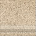 Gres szkliwiony stopień 29,7x29,7 Opoczno MILTON OP069-002-1 beż