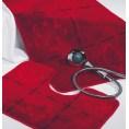 Kontur łazienkowy 60x45 cm Sealskin TACK 293278659 czerwony