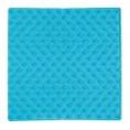 Mata brodzikowa 54x54 cm Sealskin PLEASURE 315142824 niebieska