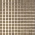 Mozaika ścienna 29,8x29,8 Amiche Brown mozaika cięta Paradyż