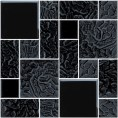 Mozaika szklana 300x300x6 mm Midas STAMBUŁ A-MGL06-XX-005 kolor No.5