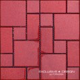 Mozaika szklana 300x300x6 mm Midas STAMBUŁ A-MGL06-XX-015 kolor No.15