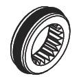 Pierścień oporowy do baterii termostatycznej Hansgrohe ECOSTAT COMFORT 92469000