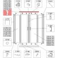 Profil bieżnia prosty Sanplast TX5 660-C2076