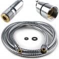 Wąż do baterii kuchennej mosiężny 1500 mm Omnires 062