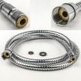 Wąż metalowy do baterii BDX 022M Deante JAGUAR XDWJ1VCIM