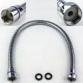 Wąż przyłączeniowy do zestawu prysznicowego VANILLA NAC 015B, CYNIA NAC 015C Deante XNCV3PCD8