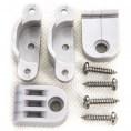 Zestaw naprawczy TYP 14 do kabiny prysznicowej półokrągłej ROMA, elementy górne Cersanit S903-014
