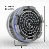 Aerator M24x1 do baterii umywalkowej podtynkowej Oras ELECTRA 859323V