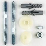 Akcesoria instalacyjne mocowanie do umywalki wiszącej 165SF00 Catalano SFERA Z3442