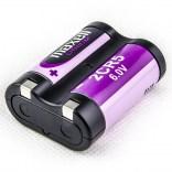 Bateria litowa 2CR5 6 V do baterii elektronicznych na fotokomórkę Oras 198330
