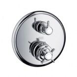 Bateria natryskowa podtynkowa termostatyczna Hansgrohe Axor MONTREUX 16820820 nikiel szczotkowany