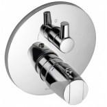 Bateria natryskowa podtynkowa z termostatem Kludi MX/OBJEKTA MIX NEW 358350538