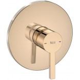 Bateria podtynkowa prysznicowa Roca NAIA ROSE GOLD A5A2B96RG0 różowe złoto