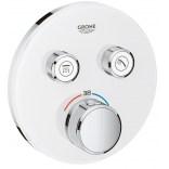 Bateria termostatyczna do obsługi dwóch wyjść wody Grohe Grohtherm SmartControl 29151LS0