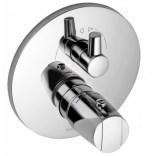 Bateria wannowo-natryskowa podtynkowa z termostatem Kludi MX/OBJEKTA MIX NEW 358300538