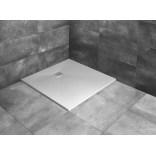 Biały brodzik kwadratowy 100x100 Radaway KYNTOS C HKC100100-04