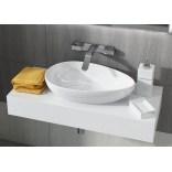Antado COMBI Blat pod umywalkę CONTI 100x45 667761 biały