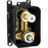 Box podtynkowy termostatyczny z przełącznikiem natrysku Deante BOX BXY X44T