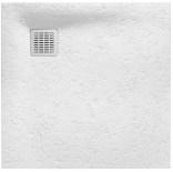 Brodzik kwadratowy 100x100 Roca TERRAN AP1033E83E801100 biały