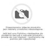 Czarne drzwi prysznicowe 80x200 Radaway ESSENZA PRO BLACK KDD 10096080-54-01L lewe