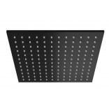 Deszczownica kwadratowa 300x30 cm Kohlman EXPERIENCE BLACK Q30EB czarna