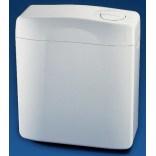 Dolnopłuk 961 39x42,7 cm do muszli kompaktowych 2V Sanit 9450401 S000 biały
