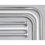 Drążek prysznicowy uniwersalny Sealskin COMBI 275559018 srebrny