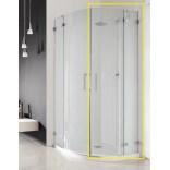 Drzwi do kabiny półokrągłej 100x200 Radaway EUPHORIA PDD 383003-01R prawe
