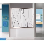 Drzwi nawannowe 170 cm, Sanplast TX5 600-271-1570-26-231 grW15