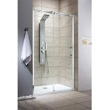 Drzwi prysznicowe 100 cm 100x200 Radaway ESPERA DWJ 380495-01L + 380210-01L lewe