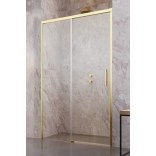 Drzwi prysznicowe 100cm Radaway IDEA DWJ 387014-09-01L lewe złote