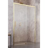 Drzwi prysznicowe 100cm Radaway IDEA DWJ 387014-09-01R prawe złote