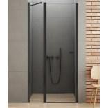 Drzwi prysznicowe 100x195 New Trendy NEW SOLEO BLACK D-0242A