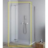 Drzwi prysznicowe 100x200 Radaway FUENTA NEW KDJ 384040-01-01L lewe