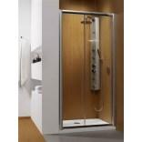 Drzwi prysznicowe 110x190 Radaway PREMIUM PLUS DWJ 33302-01-01N