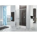 Drzwi prysznicowe 110x190 Sanplast FREE ZONE 600-271-3130-38-501