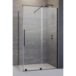 Drzwi prysznicowe 130cm Radaway FURO BLACK KDJ 10104672-54-01R,10110630-01-01 prawe