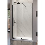 Drzwi prysznicowe 130x200 Radaway FURO BLACK DWJ 10107672-54-01L,10110630-01-01 lewe