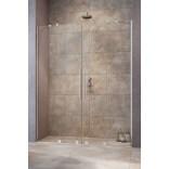 Drzwi prysznicowe 130x200 Radaway FURO DWD 10108363-01-01,10111317-01-01 chrom
