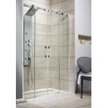 Drzwi prysznicowe 140 cm 140x200 Radaway ESPERA DWD 380240-01 + 380224-01