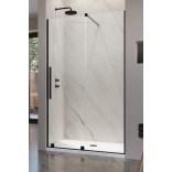 Drzwi prysznicowe 140 cm Radaway FURO BLACK DWJ 10107722-54-01R,10110680-01-01 prawe