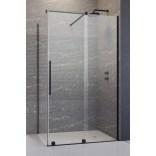 Drzwi prysznicowe 140cm Radaway FURO BLACK KDJ 10104722-54-01R,10110680-01-01 prawe