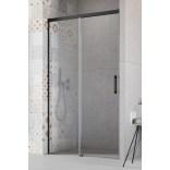 Drzwi prysznicowe 140x200 Radaway IDEA BLACK DWJ 387018-54-01L lewe
