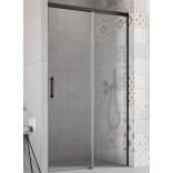 Drzwi prysznicowe 150x200 Radaway IDEA BLACK DWJ 387019-54-01R prawe