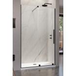 Drzwi prysznicowe 160 cm Radaway FURO BLACK DWJ10107822-54-01L, 10110780-01-01 lewe