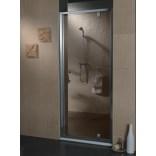Drzwi prysznicowe 80 Omnires S-80D szkło brązowe