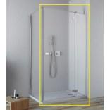 Drzwi prysznicowe 80x200 Radaway FUENTA NEW KDJ 384043-01-01R prawe