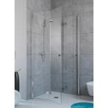 Drzwi prysznicowe 80x220 Radaway FUENTA NEW KDD B 384070-01-01L lewe